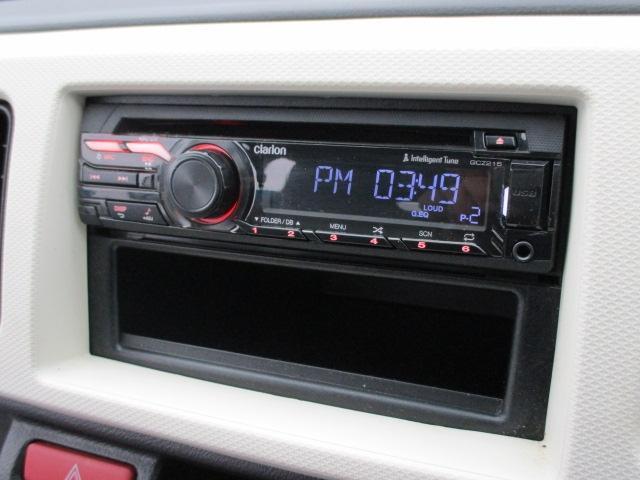 660 GS 社外オーディオ キーレス(4枚目)