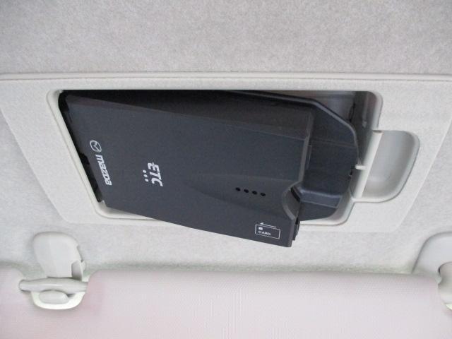 ETCも付いています!設置場所は人気のサンバイザー裏です!カードの出し入れもしやすいですし、サンバイザーを閉じれば見えなくなるので防犯にも役立ちます!