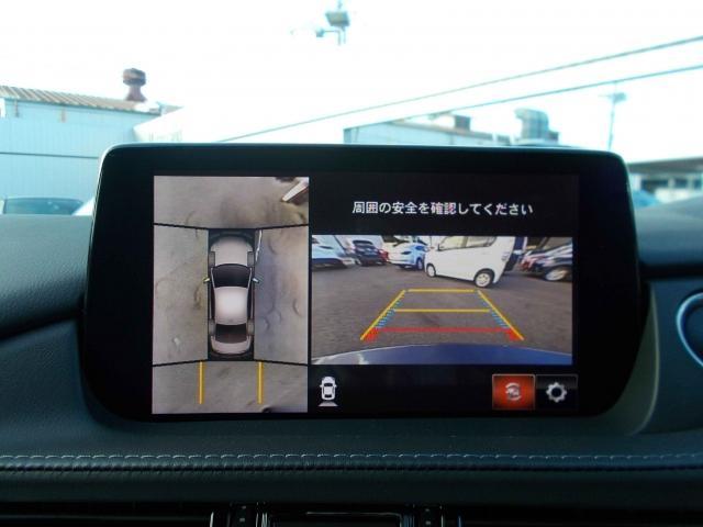 2.2 XD Lパッケージ 4WD BOSE 360度ビュー(4枚目)