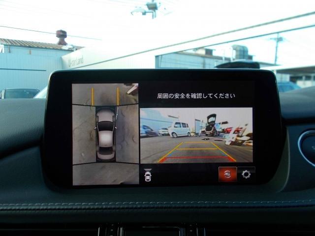 2.2 XD Lパッケージ 4WD BOSE 360度ビュー(5枚目)