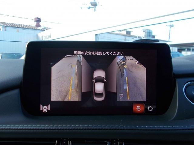 2.2 XD Lパッケージ 4WD BOSE 360度ビュー(6枚目)