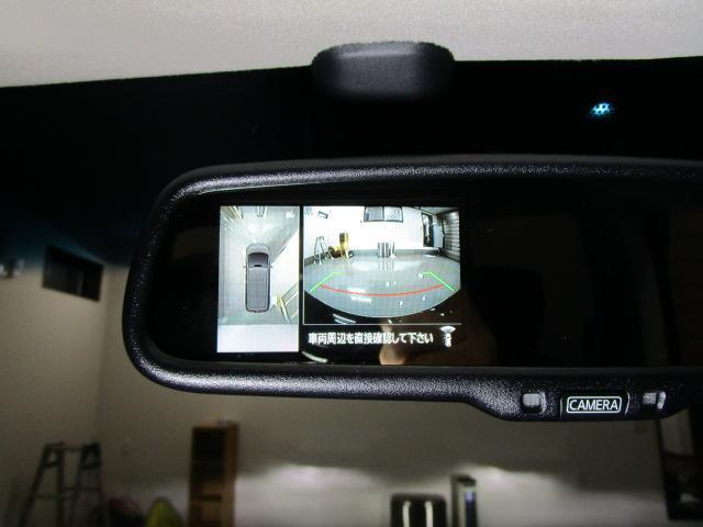 全方位カメラで安心です