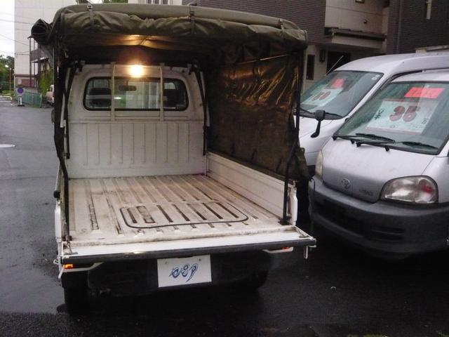 幌付 4WD(6枚目)