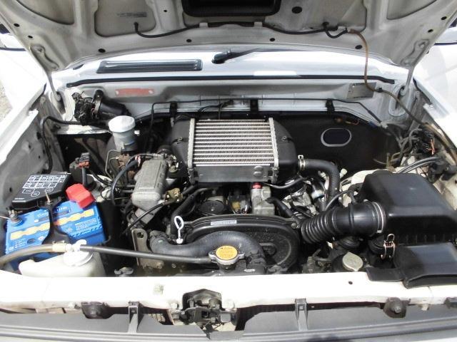 三菱 パジェロミニ VR-II 4WDターボ 5MT