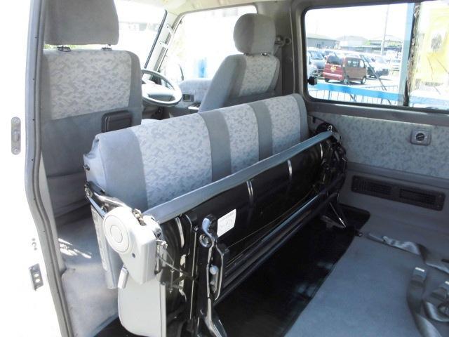 日産 バネットバン VX AD AT 4WD ハイルーフ タイミングベルト交換済