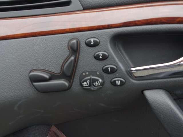 S500 D車 黒革シート サンルーフ(8枚目)