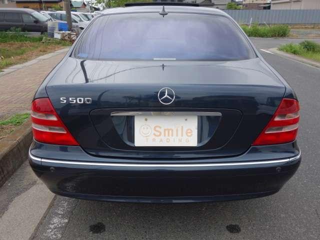 S500 D車 黒革シート サンルーフ(16枚目)