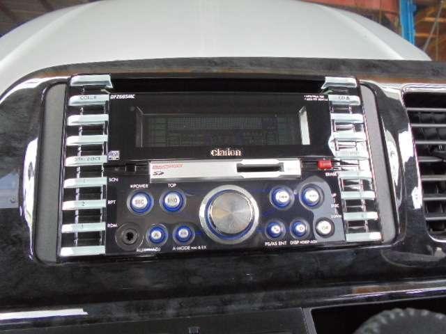 トヨタ ウィッシュ Xリミテッド 社外CD Mサーバー