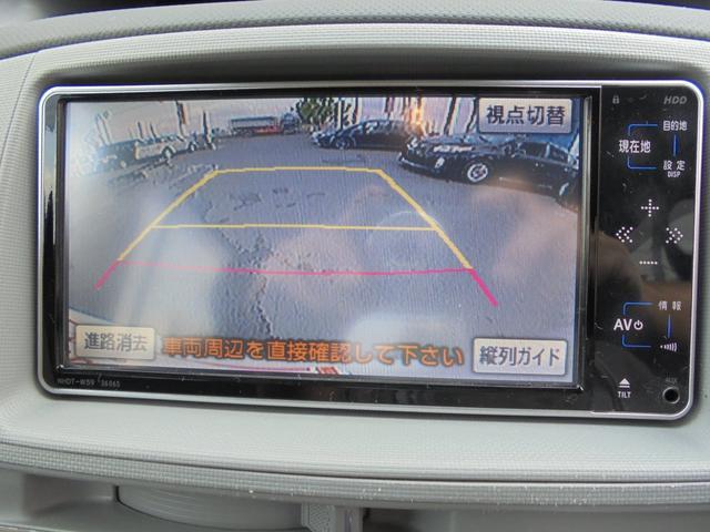バックカメラがついて後方確認が簡単にできます☆苦手としている車庫入れ等も安心して出来ますね♪凄く需要の高い装備ですので、最初から付いていれば言う事なしですよね♪