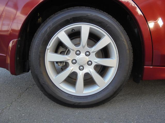 右後タイヤです!