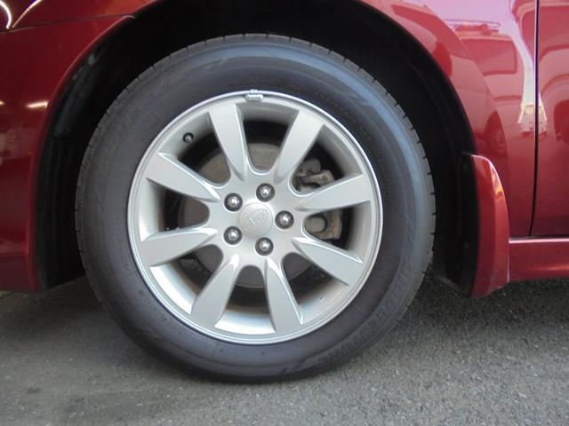 左前タイヤです!