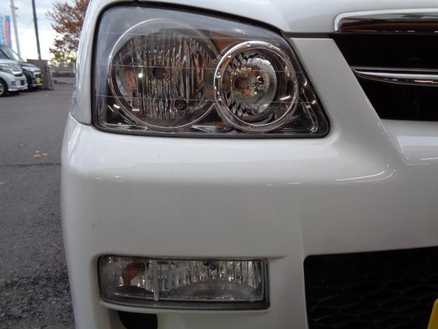カスタム メモリアルエディション 4WD ETC ターボ ポータブルナビ アルミホイール ローダウン ワンセグTV キーレス CD 運転席エアバッグ 助手席エアバッグ(21枚目)