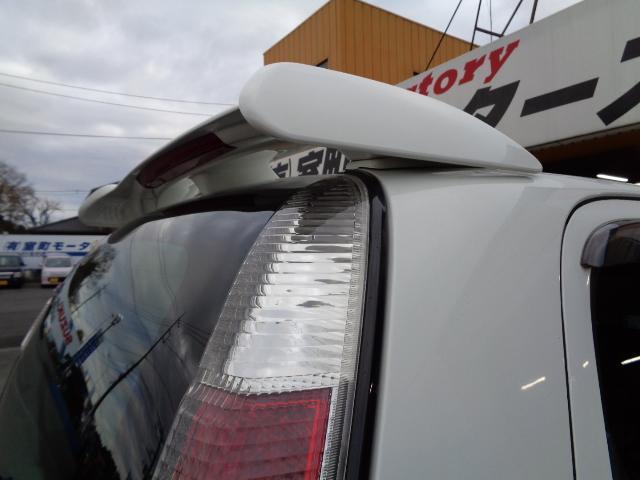 カスタム メモリアルエディション 4WD ETC ターボ ポータブルナビ アルミホイール ローダウン ワンセグTV キーレス CD 運転席エアバッグ 助手席エアバッグ(25枚目)