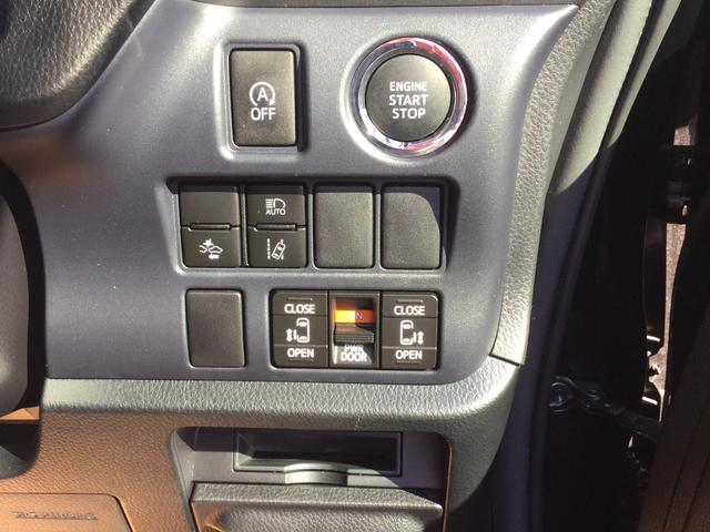 トヨタ ヴォクシー ZS自動ブレーキ