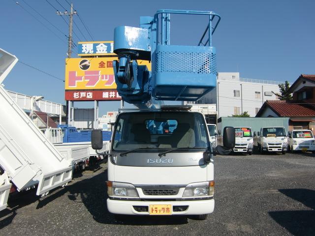 いすゞ エルフトラック 高所作業車 22.0m