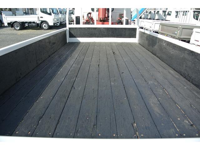 積載2トン 標準ロング 2.6t3段クレーン(15枚目)