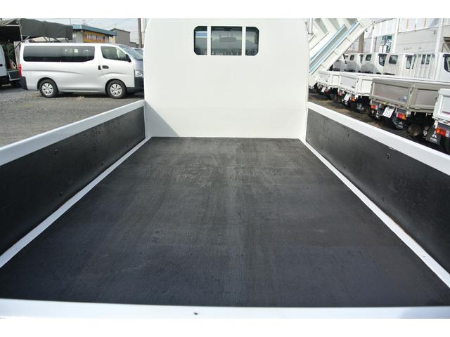 積載1.5トン 全低床 平床ボディ(7枚目)