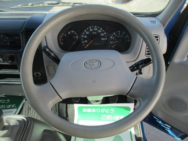トヨタ トヨエース ロングSシングルジャストロー 三方開き 1250Kg積載