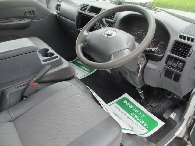 マツダ ボンゴバン DX 5ドア 低床 750Kg積載