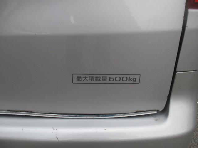 日産 NV200バネットバン VX 5ドア オ-トマ 600Kg積載