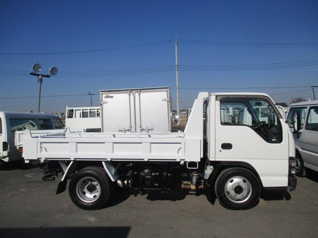 いすゞ エルフトラック ダンプ 高床 2000Kg積載