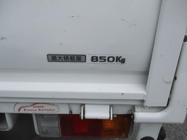 日産 バネットトラック DX シングルタイヤ オ-トマ 850Kg積載