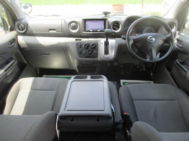 日産 NV350キャラバンバン ロングDX 5ドア 低床 オ-トマ 1200Kg積載
