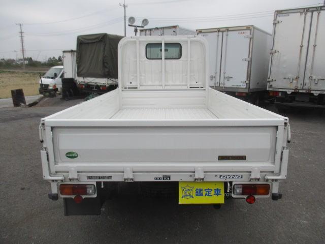 ロングSシングルジャストロー オートマ 1250Kg積載(3枚目)