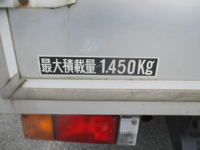 ロングスーパーローDX アルミバン 1450Kg積載(17枚目)