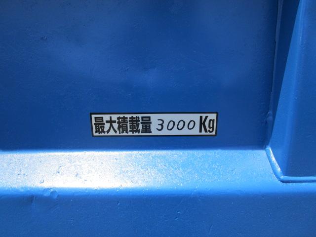ダンプ Wタイヤ 3000Kg積載(19枚目)