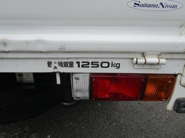 WキャブロングスーパーローDX オートマ 1250Kg積載(19枚目)
