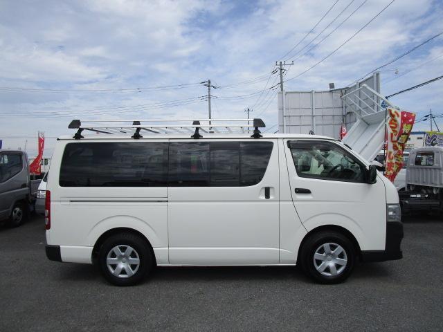 ロングDX 5ドア 低床 オートマ 1250Kg積載(4枚目)