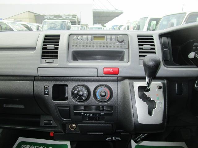 ロングDX 5ドア 低床 オートマ 1250Kg積載(12枚目)