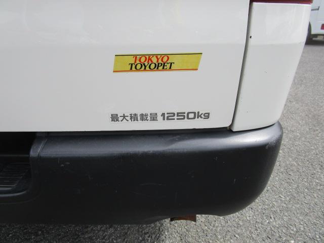 ロングDX 5ドア 低床 オートマ 1250Kg積載(19枚目)