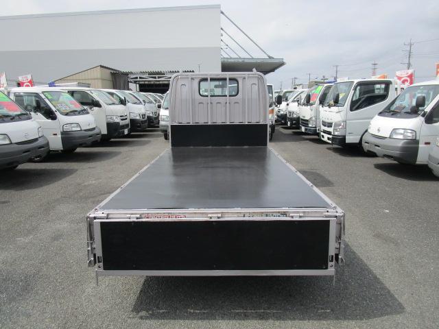 DX 全低床 Wタイヤ 三方開き 1500Kg積載(14枚目)