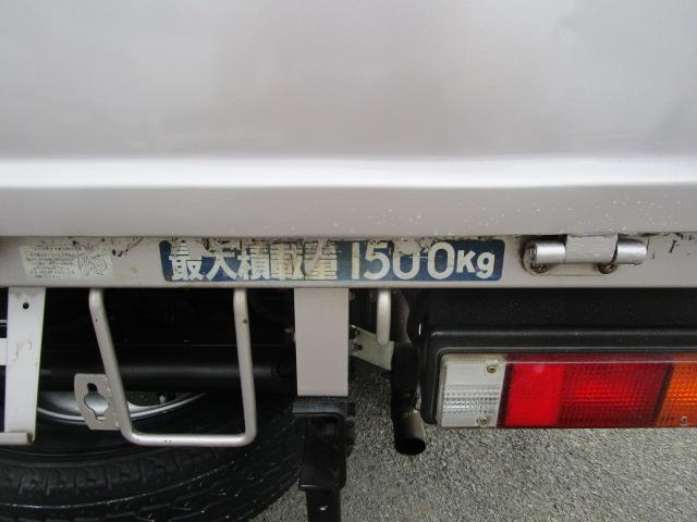 DX 全低床 Wタイヤ 三方開き 1500Kg積載(17枚目)