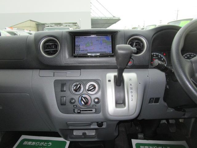 ロングDX オートマ 5ドア 平床 1000Kg積載(12枚目)