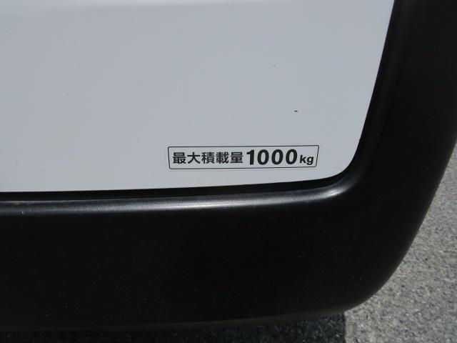 ロングDX 5ドア 平床 オートマ 1000Kg積載(19枚目)