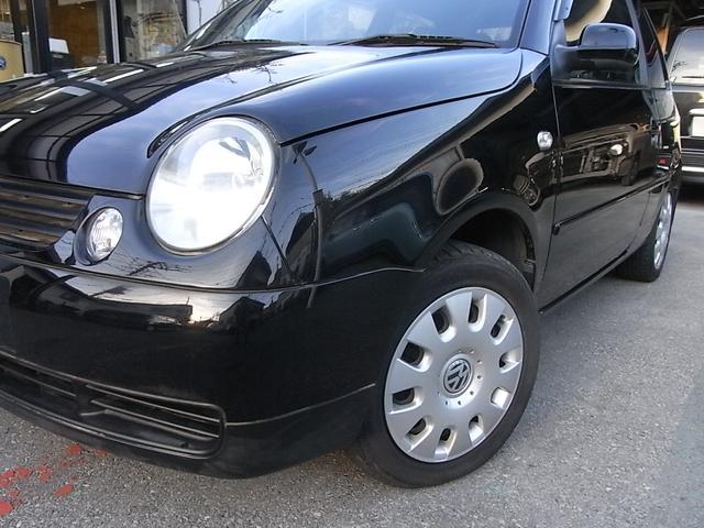フォルクスワーゲン VW ルポ コンフォートパッケージ 禁煙車 3ドアコンパクト