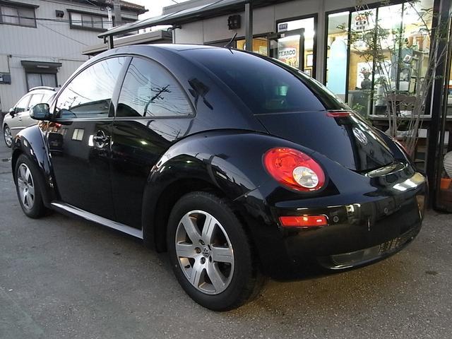 フォルクスワーゲン VW ニュービートル LZ 本革 シートヒーター サンルーフ ETC 禁煙車