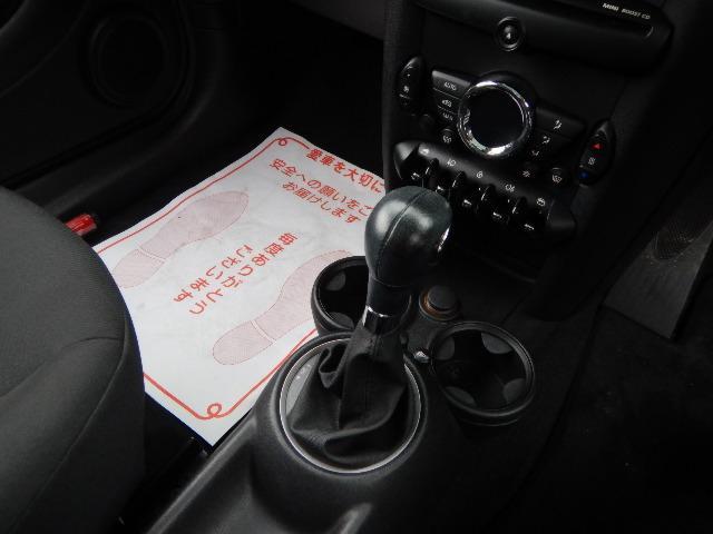 MINI MINI クーパークラブマン サンルーフ ワンオーナー正規ディーラー車
