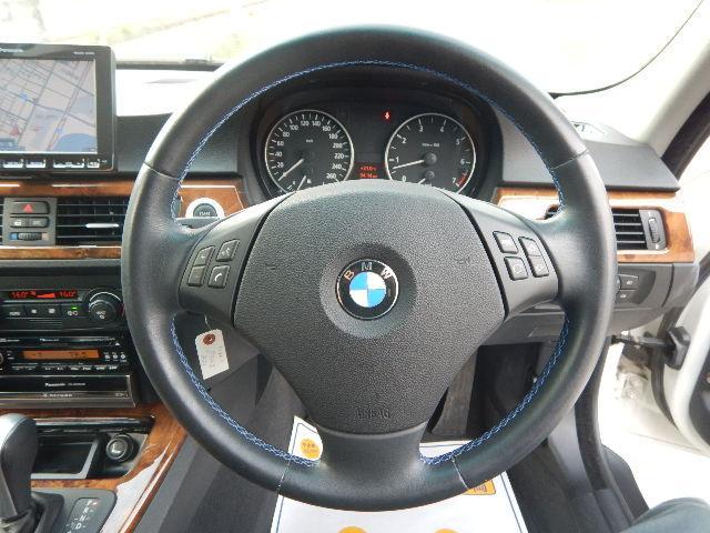 BMW BMW 323i ハイラインPKG 正規D車 本革シート 1オーナー