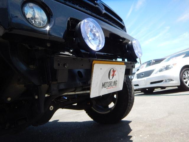 スズキ ジムニー クロスアドベンチャーXC 特別仕様車 後期型 ワンオーナー