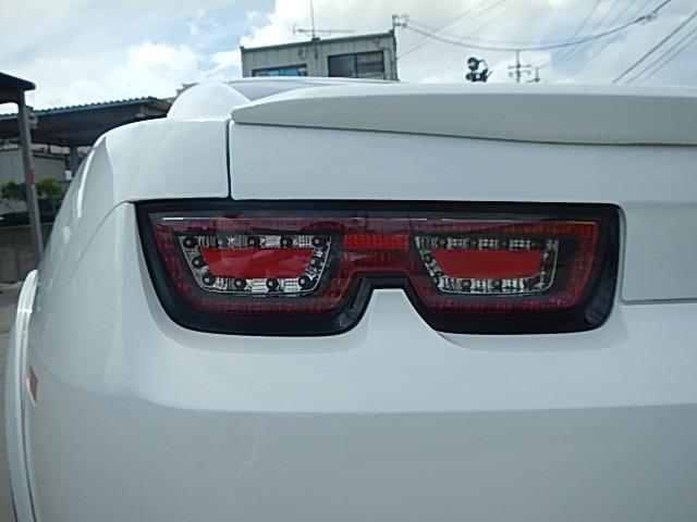 シボレー シボレー カマロ LT RS HDDナビ地デジ ワンオーナー 正規ディーラー車