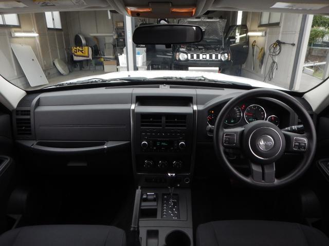 クライスラー・ジープ クライスラージープ チェロキー スポーツ 純正16AW 新品ワンセグナビ 正規ディーラー車