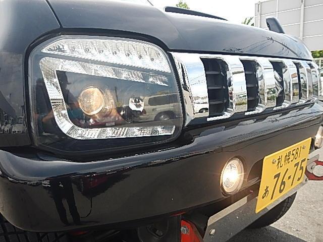 ☆社外ヘッドライト装着しております!!LEDデイライト付きになります!!☆