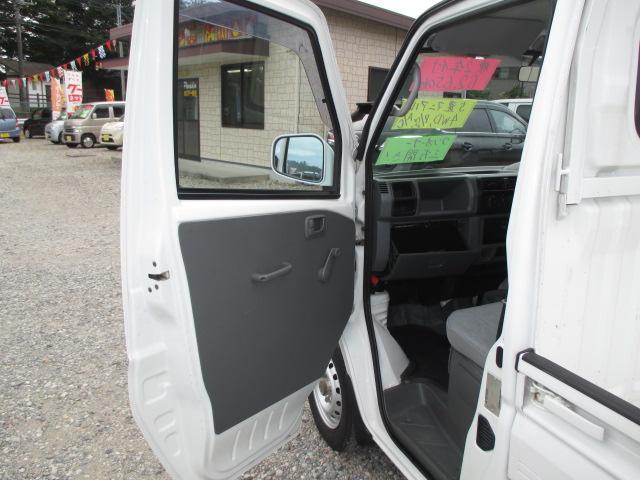三菱 ミニキャブトラック 4WD 三方開き ワンオーナー 5速MT エアコン付