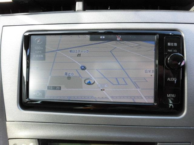 トヨタ プリウス 1.8 G ツーリングセレクション フルセグメモリーナビ