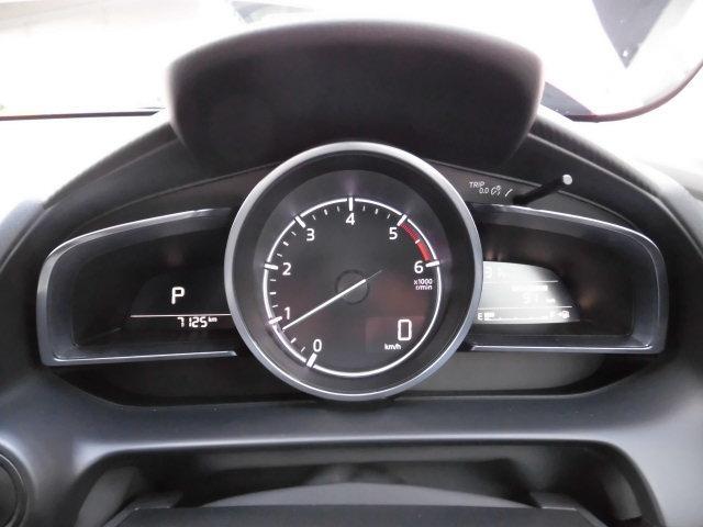 マツダ デミオ 1.5 XD ツーリング 4WD マツコネナビ360度モニタ