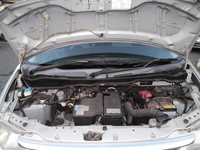 ご成約後、油脂類(エンジンオイル・LLC.ブレーキオイル)の交換、消耗品(前後パット。外ベルト・バッテリー)等を点検にて交換実施致します!